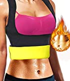 gofanmu Women Sweat Neoprene Waist Trainer Cincher Slimming Sauna Vest Shaper Tank Top for Weight Loss For Sale