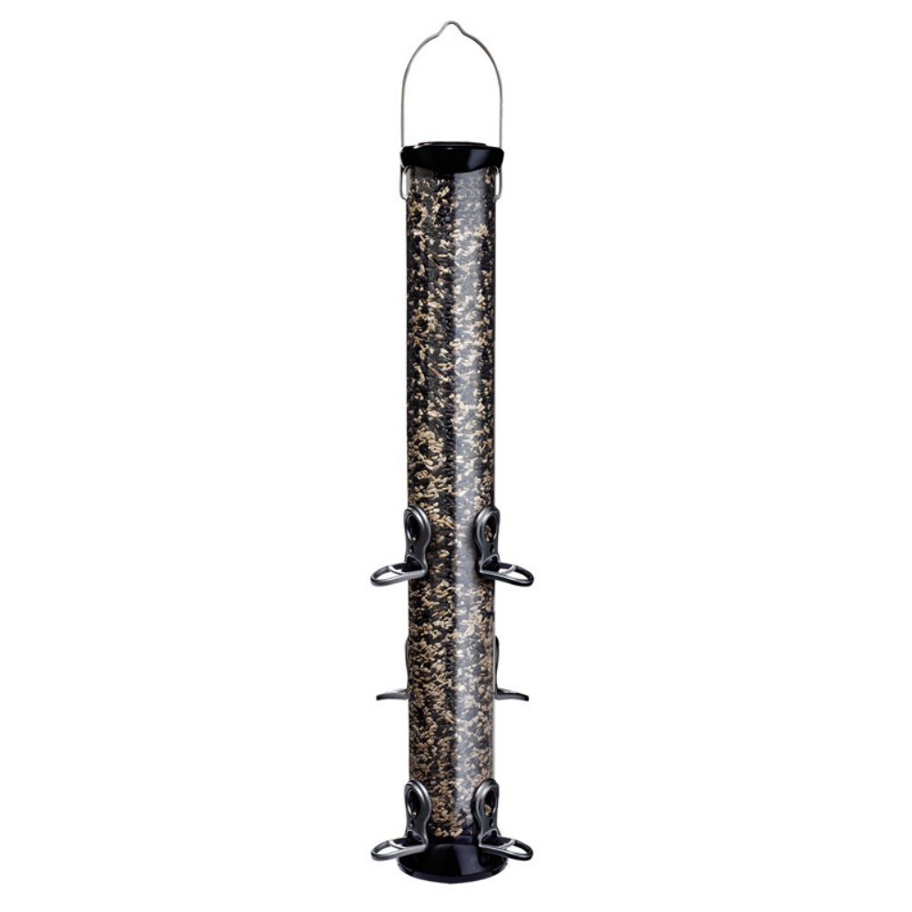 Onyx Clever Clean Sunflower Feeder in Black Size: 24'' by Droll Yankees Inc - DUPLICATE - DO NOT USE