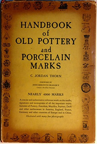 - Handbook of Old Pottery and Porcelain Marks. Nearly 4000 Marks