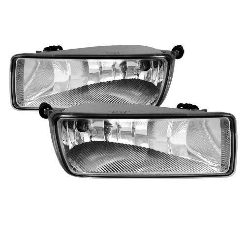 Spyder Auto FL-FEXP07-C Ford Explorer/Explorer Sport Trac Clear OEM Fog Light by Spyder -