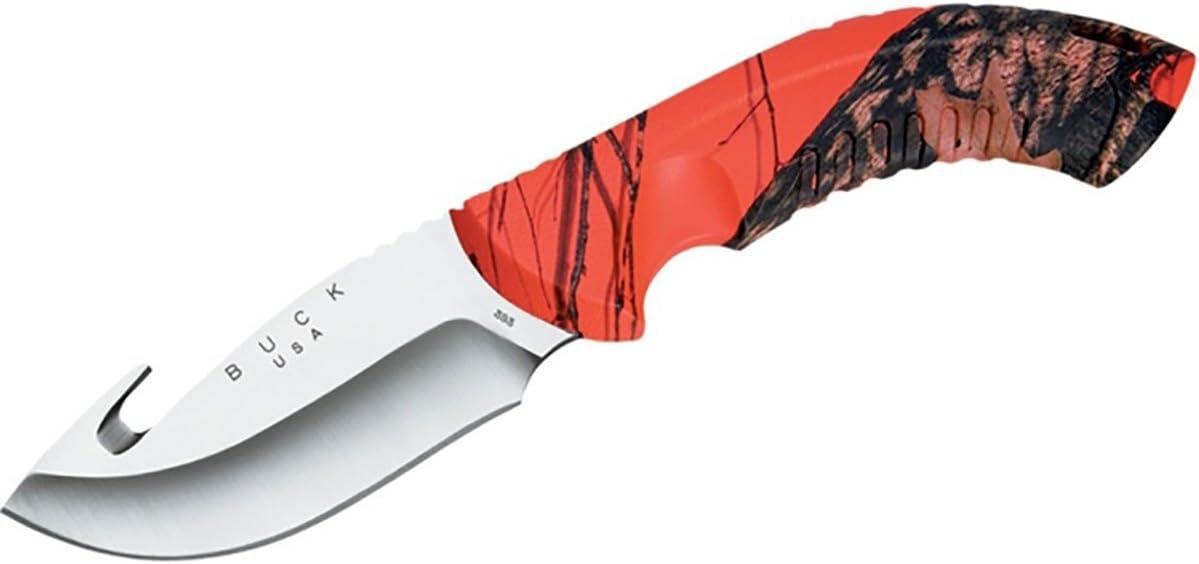Condor Tool Knife, Tiburoncito Hunting Knife, 6-1 2 in, Hardwood Handle with Sheath