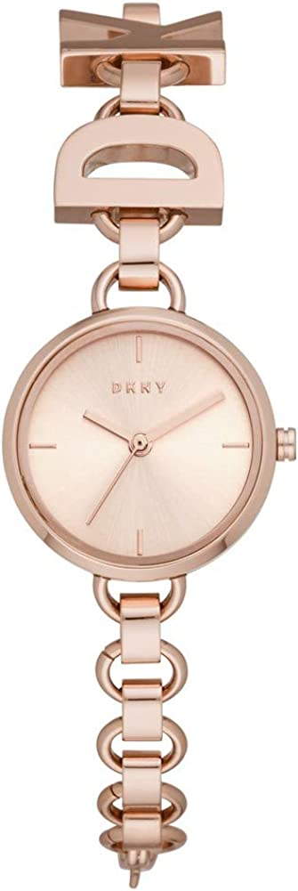 DKNY Soho Reloj de Cuarzo Oro rosá