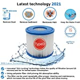 NISOI Type D Pool Filter,for Summer Wave Type D