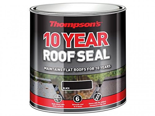 Thompsons High Performance Roof Seal Black 1 Litre