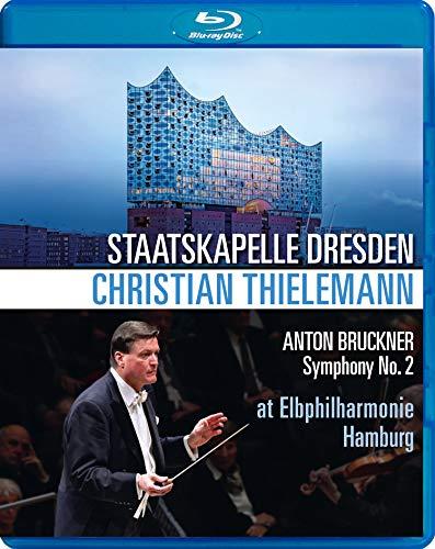 Bruckner: Symphony No.2 [Blu-ray]: Amazon.es: Dresden ...
