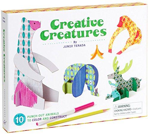 Creative Creatures pdf