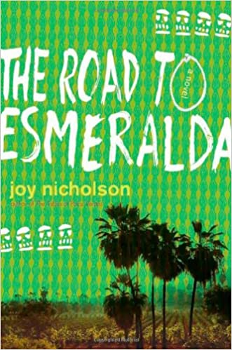 The Road To Esmeralda A Novel Joy Nicholson 9780312268633 Amazon