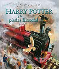 Harry Potter y la Piedra Filosofal=Harry Potter and the ...