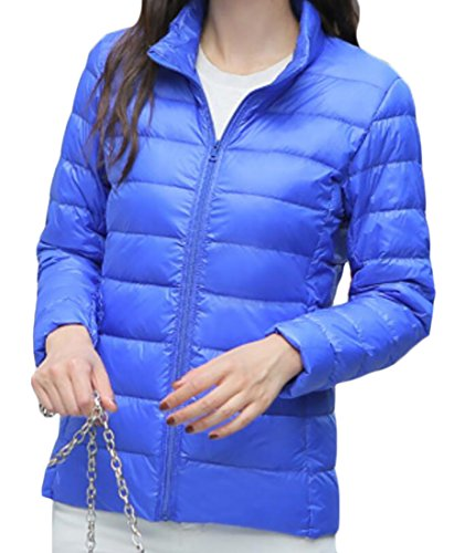 Generic Women's Packable Ultra Light Puffer Down Jackets 7