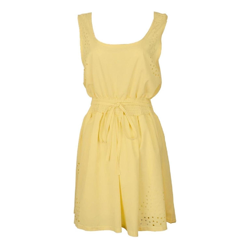 Frauen Kleid,Xinan Sommer-Frauen-beiläufige Kleider Sleeveless Cocktail-Kurzschluss -Minikleid