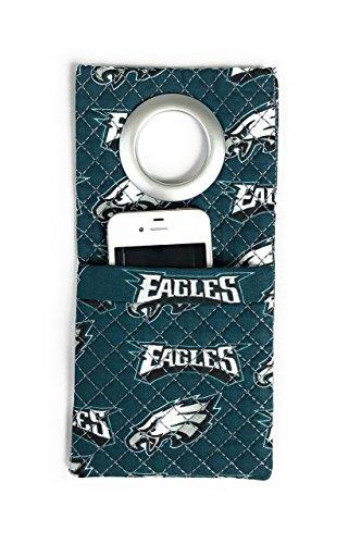 Philadelphia Eagles Accessories for Women, Remote Control Holder NFL, Eagles Gear for Men
