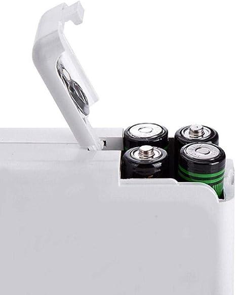 FuYouTa Mini M/áquina de Coser M/áquina de Coser de Mano M/áquina de Coser Port/átil Mini Herramienta de Costura El/éctrica de Mano Profesional para Ropa de Tela