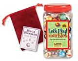 MegaFun USA Let's Play Marbles with Mega Marbles