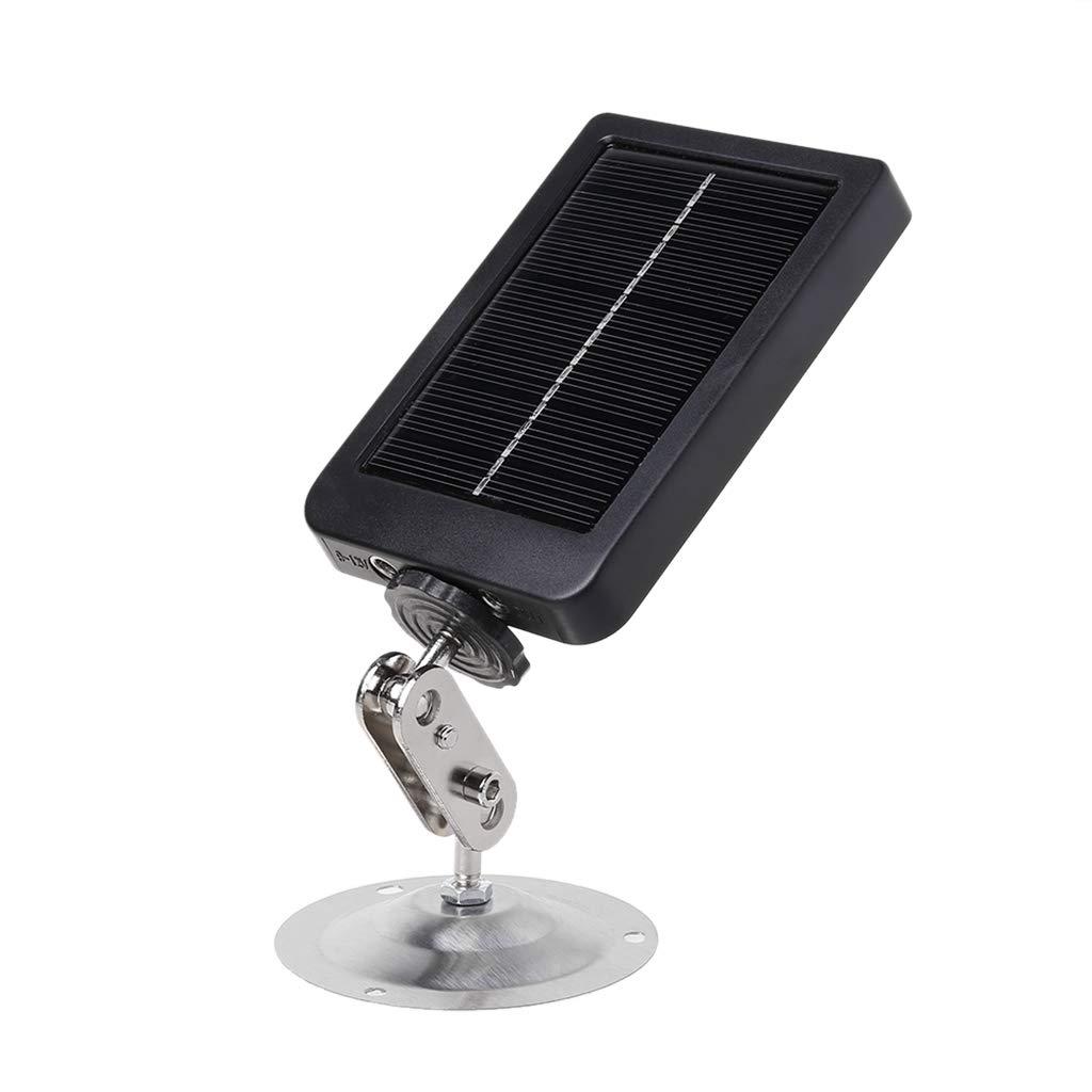 Ranuw Panel de c/ámara de Caza 9 V SP01 Cargador de energ/ía Solar para c/ámara de Vida Silvestre S660//S890//S990//S880//S680//S80M//S880G//5210A//HC700G//HC600G