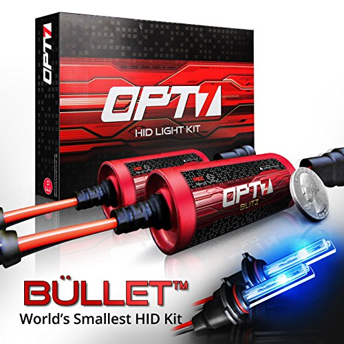 OPT7 Blitz Bullet HID Kit Powerful