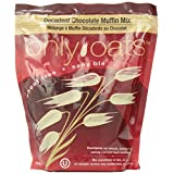 Only Oats Decadent Chocolate Muffin Mix, 1Kg