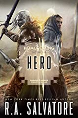 The saga of dark elf Drizzt Do'Urden has become a fixture in the fantasy genre, with a string of New York Times best-selling novels going back to 1988. Hero is the follow-up to Maestro and Archmage, and final book in the Homecoming trilogy.So...