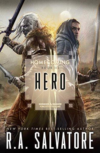 Hero (Homecoming Book 3)