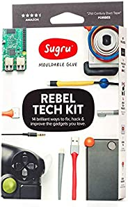 Sugru Moldable Glue - Rebel Tech Kit