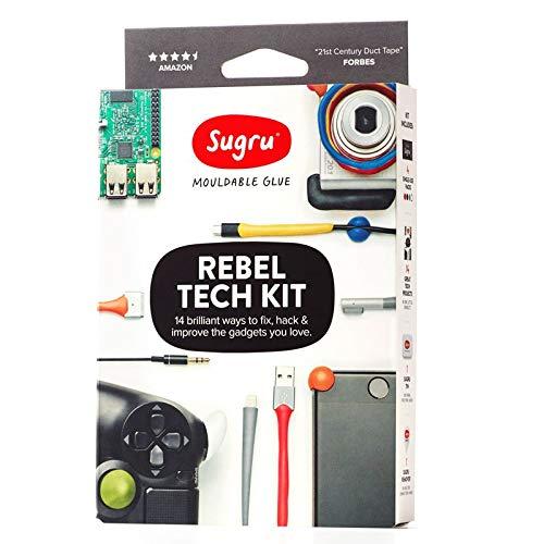 Reparador De Cables Dañados - Kit Pegamento Modeable Sugru
