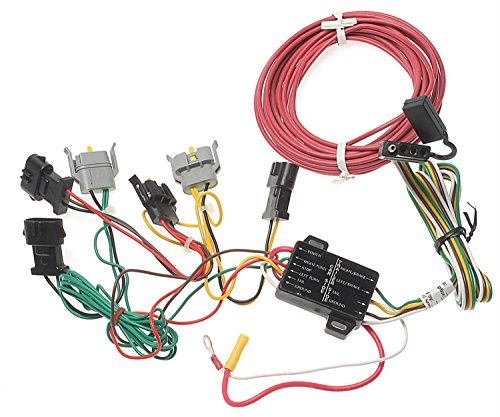 ACDelco TC195 Professional Inline to Trailer Wiring Harness