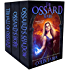 The Ossard Series, Books 1-3: The Fall of Ossard, Ossard's Hope, and Ossard's Shadow.