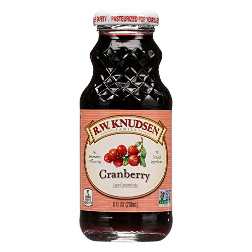 Family Cranberry Knudsen (KNUDSEN Concentrate Cranberry Juice, 8 Ounce)
