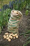 Tierra Garden 50-1200 Haxnicks Jute Vegetable Sack