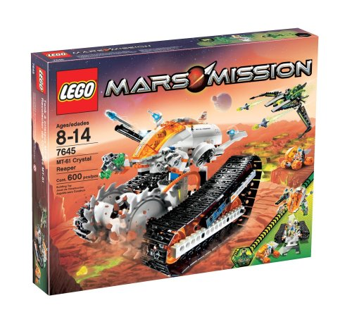 Top 9 Best LEGO Mars Mission Sets Reviews in 2109 2