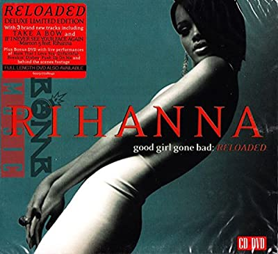 RIHANNA - GOOD GIRL GONE BAD: RELOADED CD+DVD (Digi-Pack)