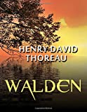 Walden: By Henry David Thoreau (Illustrated Edition) (Library of America)