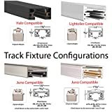 WAC Lighting JTK-703-WT J Series Line Voltage Track