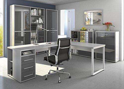 Moebel Dich Auf Komplettes Arbeitszimmer Buromobel Komplett Set