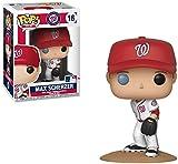 Funko POP!: Major League Baseball: Max Scherzer Collectible Figure, Multicolor