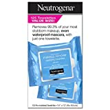 Product of Neutrogena Makeup Remover Cleansing Towelettes, 125 ct. - Facial Wipes [Bulk Savings]