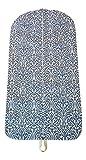 Carry It Well Women's Hanging Garment Bag Blue Ikat