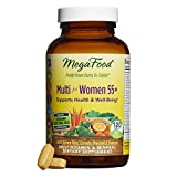 MegaFood - Multi for Women 55 A Balanced Real Food Multivitamin 120 Tablets Discount