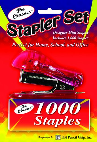 the-pencil-grip-pencil-grip-the-classics-mini-stapler-26-6-with-1000-staples-assorted-colors-tpg-134
