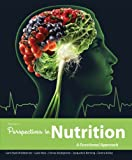 Perspectives in Nutrition, Carol Byrd-Bredbenner and Jacqueline Berning, 0073522740