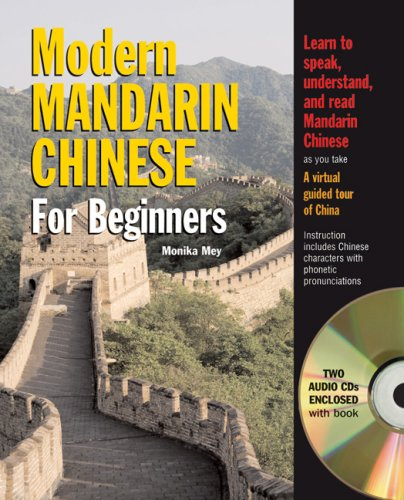 Modern Mandarin Chinese for Beginners: with 2 Audio CDs