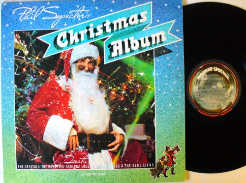 Phil Spector's Christmas Album by WB SP 9103