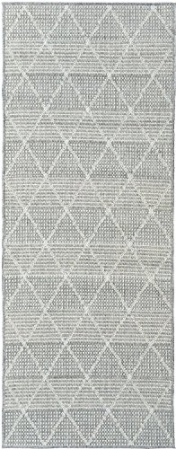 Ottomanson Collection Contemporary Trellis Synthetic product image