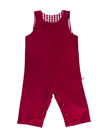 8f43d13a1c8 Amazon.com  RuggedButts Baby Toddler Boys Traditional Corduroy  Overalls Longalls  Clothing