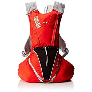 Camelbak Products Octane LR Hydration Pack, Engine Red/Silver, 70-Ounce