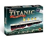 Cubic Fun RMS Titanic Ship 3D Puzzle Small 35