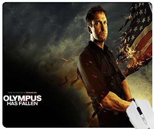 Mike Banning Olympus Has Fallen Personalized Customized Rectangle Non-Slip Rubber Mousepad Gaming Mouse Pad