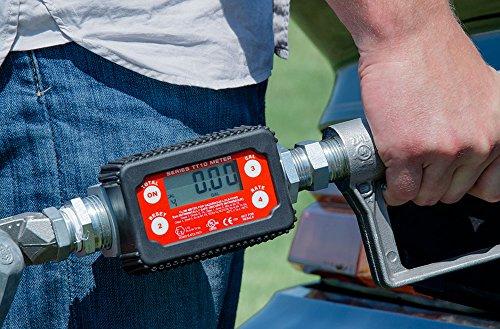 Fill-Rite TT10AN 2-35 GPM Inline Digital Turbine Fuel Meter by Fill-Rite (Image #4)