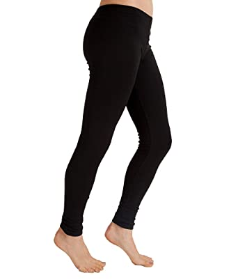 9566b48e7a8d8a Plush Women's Fleece Lined Leggings at Amazon Women's Clothing store: