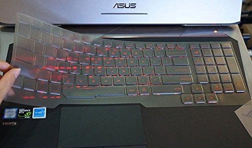 Ultra Thin Tpu Clear Transparent Non Toxic Keyboard