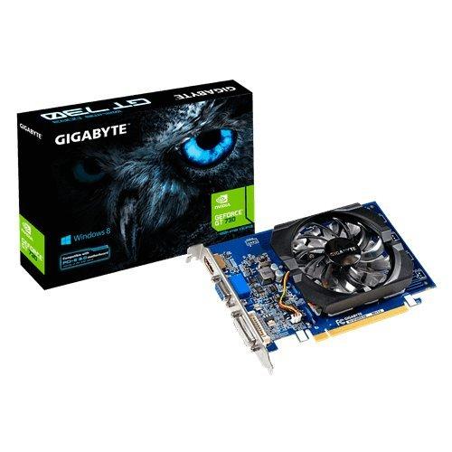 (Gigabyte GIGABYTE GeForce GT 730 2GB GV-N730D3-2GI REV2.0 Graphic Cards)